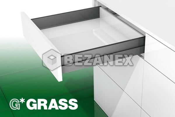 00.01 GRASS -  Nova PRO SCALA H90/270/40kg s tlmením - Sivá, ks