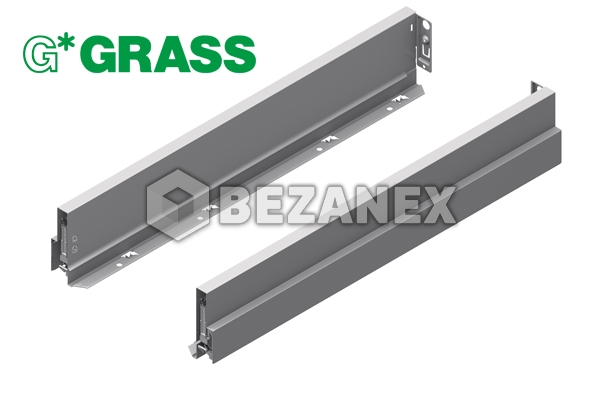 00.01 GRASS -  Nova PRO SCALA H90/300/40kg s tlmením - sivá, ks