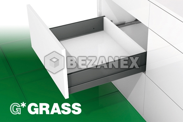 00.01 GRASS - Nova PRO SCALA H122/550/40kg s tlmením - sivá ,ks