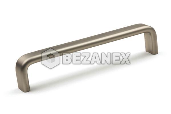 06.01 Hliník 743 - imitácia nerezu - 448mm , ks