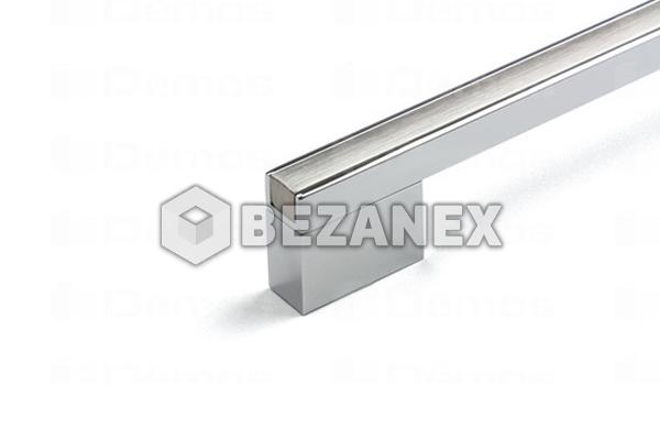 06.01 Hliník - Vera  - nerez+chróm - 224mm /A6/, ks