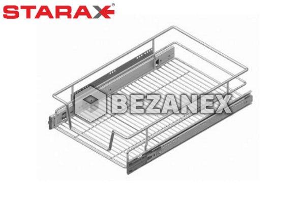 10.01 STARAX 900mm výsuvný rošt s tlmením,  ks
