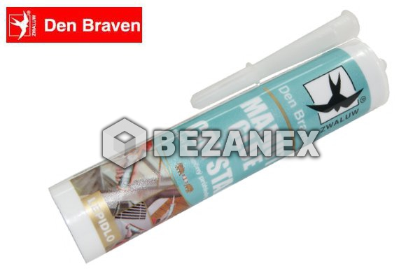 18.00 Den Braven - MAMUT-  Glue Crystal 290ml transparent, ks