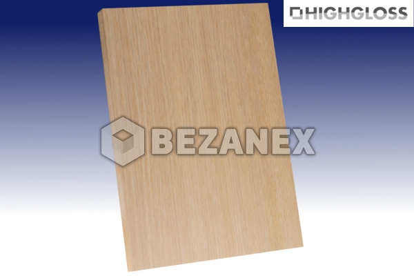 24.02 AGT WOOD - MDF Doska 609 White oak /18x1220x2800mm/ks