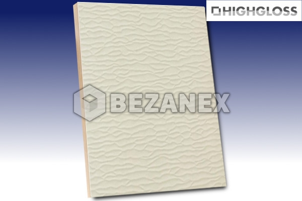 24.02 AGT WOOD - MDF Doska 368 desert cream / 18x1220x2800mm/ ks