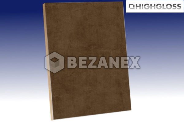 24.04 AGT DEKOR 3D - MDF 653 Terra Brown/18x1220x2800mm/ks