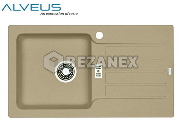 28.01 Drez ALVEUS granit - Niagara 30 - 55 beige, 780x435 , ks