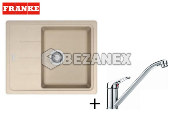 28.04 set  Franke - SET G /611-62 + FG 1839 /-SET G65