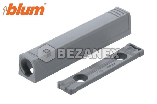 29.07 BLUM push adaptér šedý dlhý, ks